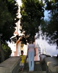 Храм Иоанна Златоуста в Ялте