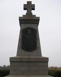 Памятник шведам от россиян