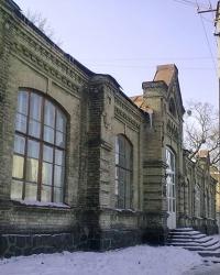 Химико-техническая лаборатория ЮЗЖД в г. Киев