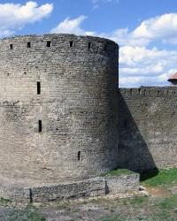 Белая крепость на Днестре