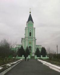 Троицкий монастырь в Браилове