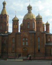 Храм Александра Невского в г. Жмеринка