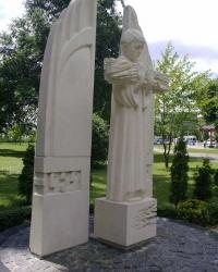 Памятник жертвам Голодомора (1932-1933) в г. Винница