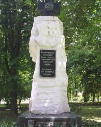 Памятник Сечевым стрелкам в г. Винница