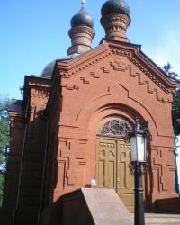 Церковь-усыпальница Пирогова Н.И. в Виннице
