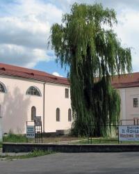 Иезуитский монастырь в г. Винница