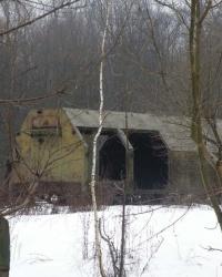 Ракетные шахты в Якушенцах
