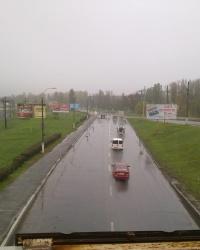 Трамвайный мост.