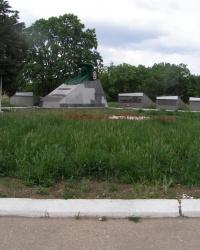 Памятник  воинам 134-го гаубичного артиллерийского полка
