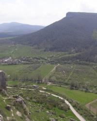 Просторы Качинской долины