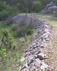 Древняя дорога и немецкий мост