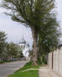 Храм Феодоровской иконы Божьей Матери