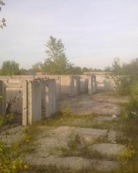 Руины недостроенного города. Тайник