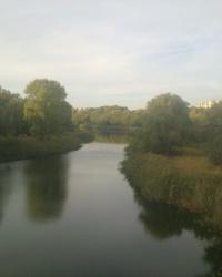 Мост на левом