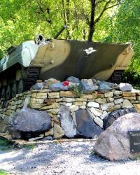 Памятник воинам-афганцам. г. Киев, Голосеевский район