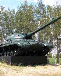 Памятник воинам 25 танкового корпуса у с. Терны Юрьевского р-на