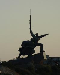 «Солдат и Матрос» — памятник героическим защитникам Севастополя