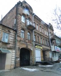 ул. Артема 29 (дом Ехиля Литмановича) в Днепропетровске