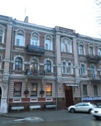 Дом Заморуева - ул. Комсомольская, д. 15