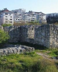 Храм Богородицы Влахернской (Некрополь Святых). Тайник