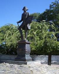 Памятник И.М. Дерибасу