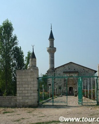 Мечеть хана Узбека в г.Старый Крым
