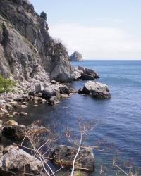 Дача и бухта Чехова