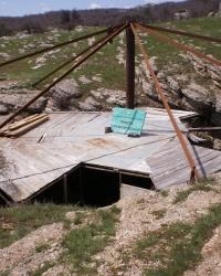 Пещера геофизическая на Ай Петри