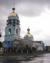 Николаевский собор (1812 г.) в г. Умань