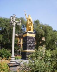 Пам'ятники Богдану Хмельницькому, пам'ятник 1-й