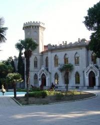 Голицинский дворец (Усадьба Паниной)