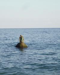 Легенда о русалке и фонтане в Мисхоре