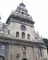Бернардинский костёл и монастырь в г.Львове