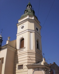 Монастырь и костёл Святой Анны