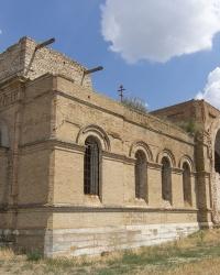 Троицкий Храм (1905) в с. Райновка