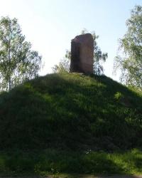 Курган Славы в г. Коростень