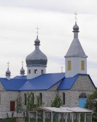 Храм Покрова Пресвятой Богородицы в с. Острожок