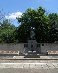 Братская могила в с. Кислянка
