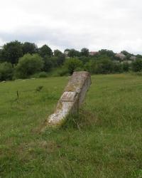 Геодезический знак в г. Новоград-Волынский