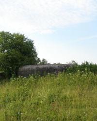 ДОТ возле устья Вершницы