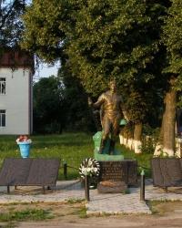 Памятник воинам-односельчанам в с. Кулеши