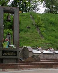 Памятник защитникам и освободителям Коростеня