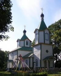 Храм святой преподобной Параскевы в с. Рышавка