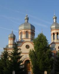 Храм святого равноапостольного и великого князя Владимира в с. Слобода Романовская