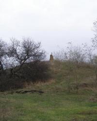 Курган Сторожова могила бiля с. Ракшівка