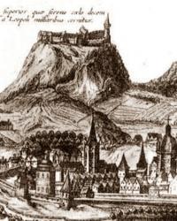 Високий Замок на Замковій горі у Львові