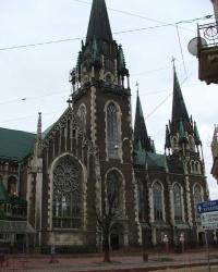 Костёл Святой Эльжбеты (Xрам святых Ольги и Елизаветы) в г.Львове
