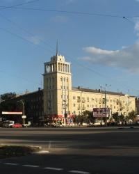 Город Днепродзержинск. Тайник