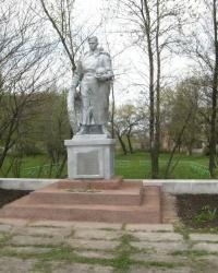 Братская могила советских воинов г. Снежное (пос. ш.18, бывш. г. Новый Донбасс)