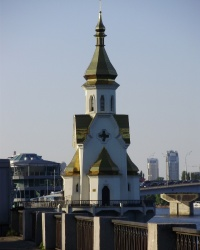 Церковь святого Николая на воде